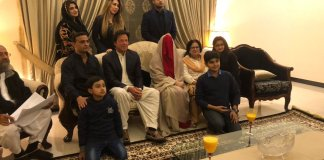 Political leaders extend warm wishes to Imran Khan on third marriage