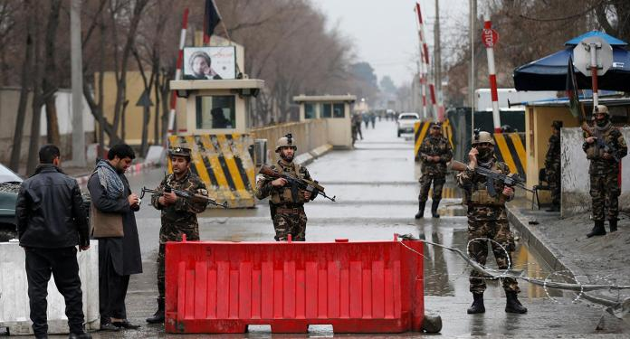 23 killed, dozens injured in multiple suicide bombings in Afghanistan