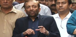 Court acquits Farooq Sattar in loudspeaker act violation case