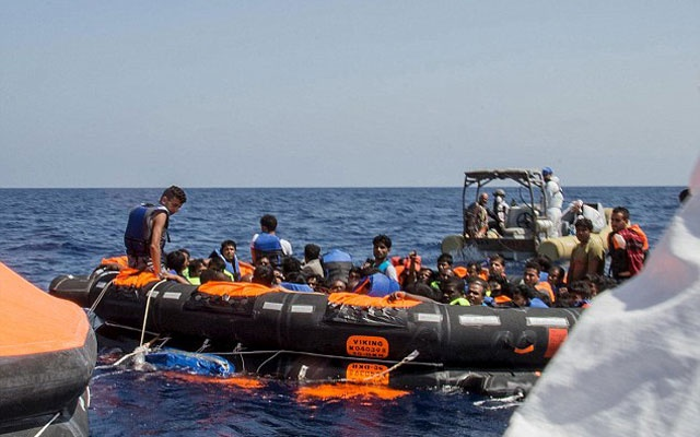 Four suspected human traffickers arrested in migrant boat tragedy in Libya