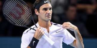 Federer breezes into quarters at Indian Wells