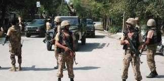 11 soldiers martyred, 13 injured in suicide blast in Swat: ISPR