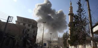 Israel strikes on Syria kill at least 23 fighters: monitor