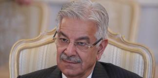 Khawaja Asif appears before NAB team for interrogation in assets case