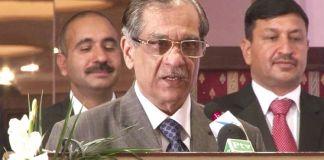 Chief Justice Nisar donates organs to SIUT