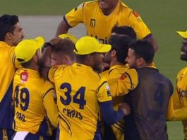 Akmal's blistering knock makes way for Peshawar Zalmi to PSL-3 final
