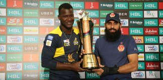 Peshawar Zalmi clash with Islamabad United in PSL final today