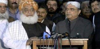 Zardari turns down Nawaz's advice to field Rabbani for Chairman Senate