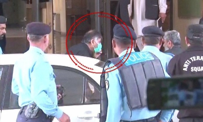 Rao Anwar arrested after appearance in SC, JIT formed for probe