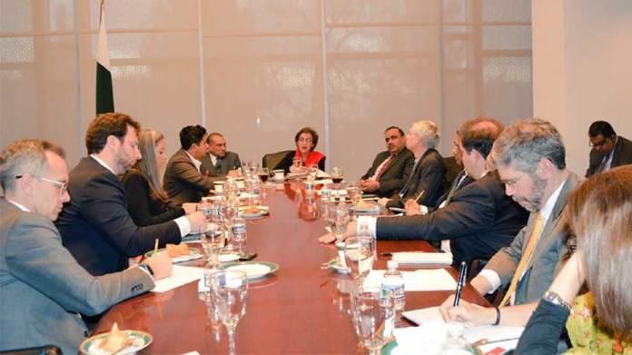 Pakistan wants to eliminate terrorism from soil: Tehmina