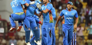 Afghanistan crushes Ireland to qualify for World Cup 2019