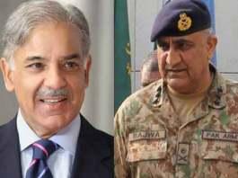 DG ISPR rejects news regarding Army Chief, Shahbaz Sharif meeting