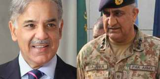 DG ISPR rejects news regarding Army Chief, Shahbaz Sharif meeting