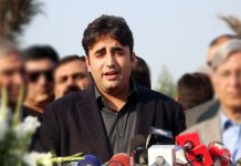 Bilawal warns govt of strong resistance over unlawful steps