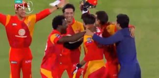 Islamabad United beat Peshawar Zalmi, lift trophy of PSL-3