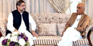 PM Abbasi, Khursheed Shah for finalizing name of caretaker PM