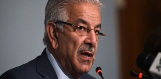 Peace in Afghanistan shared responsibility of int'l community: Asif