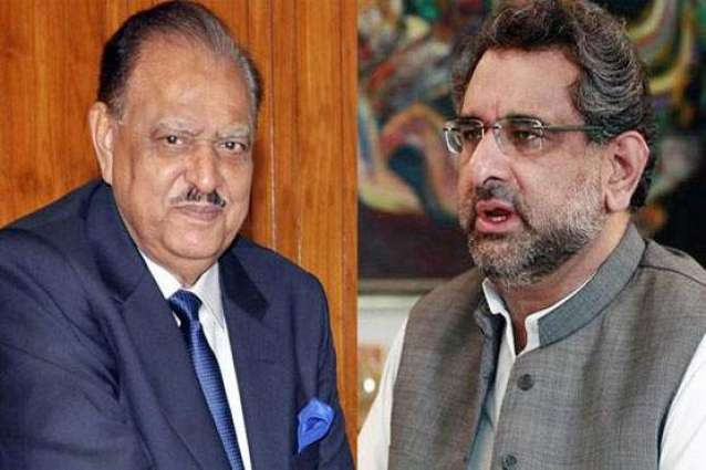 Continuity of democratic process pre-requisite for country's stability: President, PM