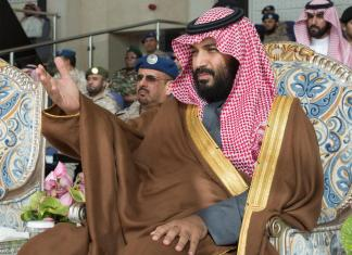 Saudi crown prince says will develop nuclear bomb if Iran does