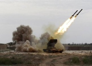 Saudi Arabia says it intercepts Houthi missiles over Riyadh