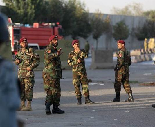Taliban attack kills 15 Afghan soldiers in Kunduz