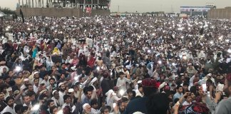 PTM grand gathering demands basic human rights to Pakhtuns, release of missing persons