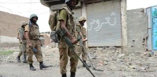 Soldier martyred in landmine explosion in North Wazirisran