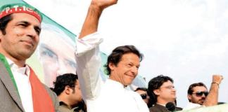Imran Khan's nomination papers for NA-131 Lahore approved