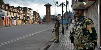 Complete shutdown observed in IoK against Indian brutalities