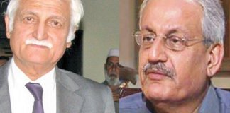 Opposition leader recommends Rabbani, Babar for caretaker PM