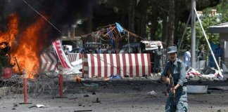 31 killed in suicide attack on Kabul voter registration centre