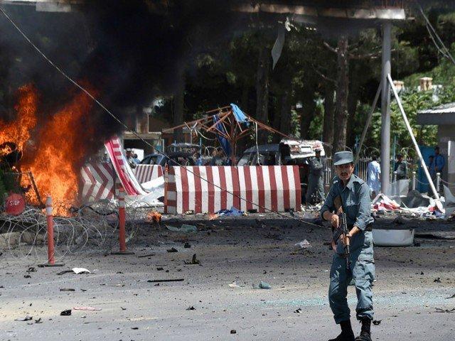 31 killed in suicide attack on Kabul voter registration centre