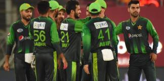 Pakistan defeat West Indies by 143 runs in first T20I