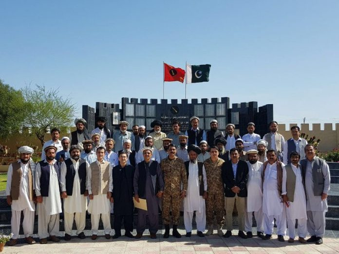 Jirga constitutes committee to estimate damages to businesses in NWA