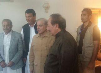 PTI MNA Siraj Muhammad joins PML-N
