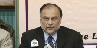 Ahsan Iqbal's attacker sentenced to 27-year jail term