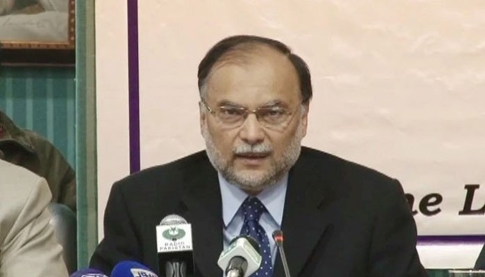 Ahsan Iqbal's attacker sentenced to 27-year jail term