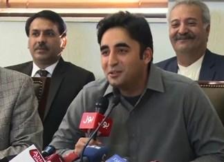 Bilawal condemns NAB raid on Shehbaz Sharif's residence
