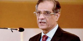 Efforts being made to slander judiciary: CJP | Khyber News
