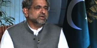 Pak-India relations should be based on equality: Khaqan Abbasi