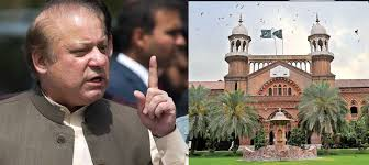 LHC adjourns hearing of plea to remove Nawaz's name from ECL