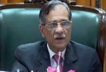 CJP forms special bench to examine report on missing persons