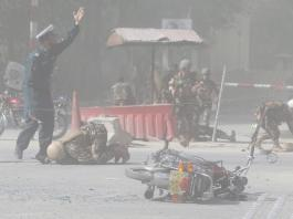 Death toll rises to 30 as morning rush hour blasts hit Afghan capital