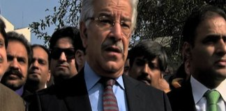 Khawaja Asif to submit nomination papers tomorrow (Sunday)