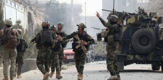 Six killed as blasts, gunfire rock Afghan city: officials
