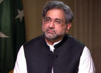 Stop talking against judiciary, LHC directs Shahid Khaqan Abbasi
