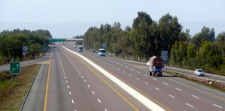 CM Khattak inaugurates Abbottabad by-pass road at Havelian