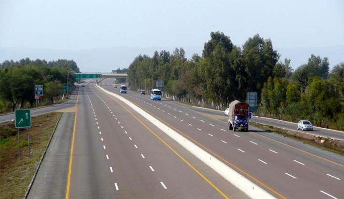 CM Khattak inaugurates Abbottabad by-pass road at Havelian