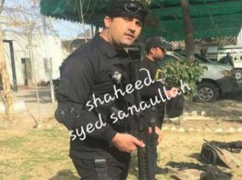 Head Constable injured in Quetta operation embraces martyrdom