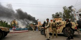 Eight-officials killed in blasts at sports stadium in Jalalabad